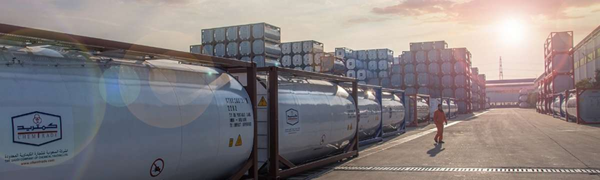 LNG portable tank containers